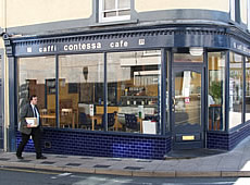 Cafe Contessa, Llanrwst