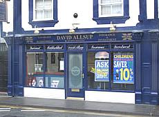 David Allsup, Llanrwst